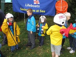 beavers lifeboats