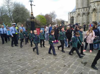 Cubs on parade (2)